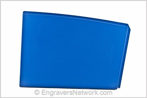 Left Flex Side Panel Blue