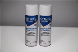 "2-pack CerMark Black for Metal 6 oz Aerosol Spray (Water Based) <DIV style=""COLOR: #ff4500""><SPAN style=""COLOR: #ff4500"">This 2 pack saves $2.65 on each can at checkout!</SPAN></DIV>"