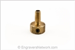 Cutter Knob With Set Screw - 1/8